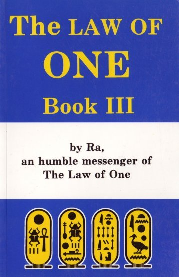 The Law of One