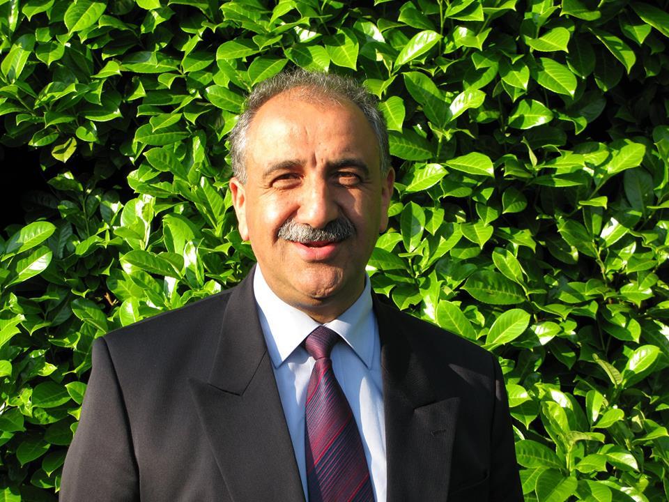 Mehran Keshe, founder of the Keshe Foundation Spaceship Institute