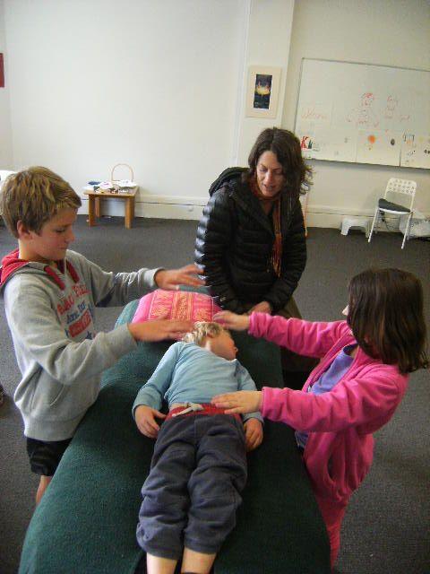 reconnective kids energy healing