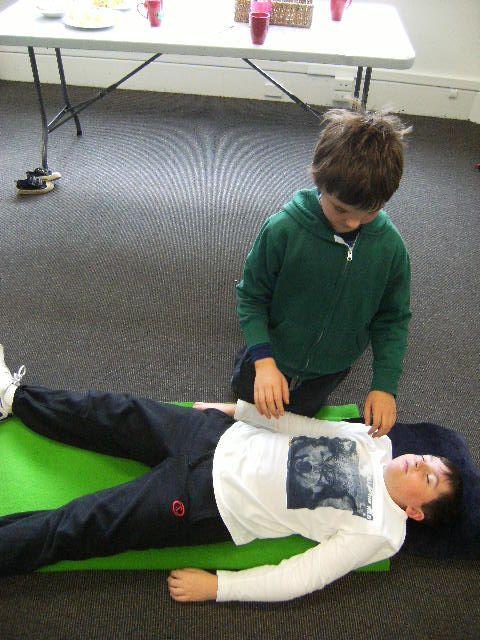 children healing