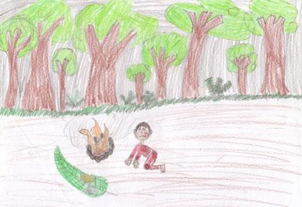 Janaka's nightmare by Catherine M